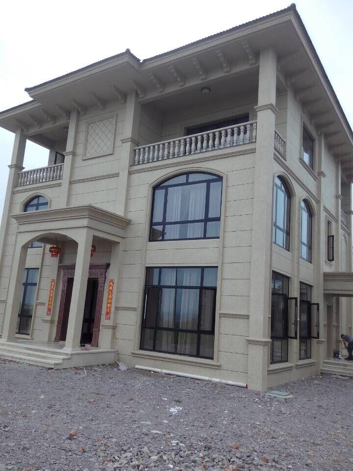 农村钢构别墅-金华市义乌天籁钢膜结构有限公司